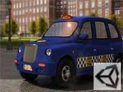 Juego Parqueo del Taxi en Londres 3D