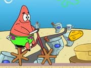 Juego Patrick Cheese Bike