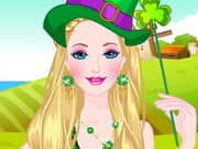 Juego Patrick Day Barbie