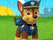 Juego Paw Patrol Chase Puzzle
