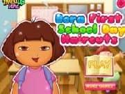 Juego Peinar a Dora