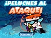 Juego Peluches al Ataque Dr Dexter