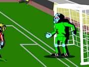 Juego Penaltis de Futbol Zombi