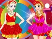 Juego Perfect Sister Valentine Dressup