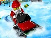 Juego Persecucion de Invierno en Ciudad Lego