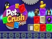 Juego Pet Crush Saga