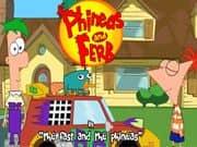 Juego Phineas y Ferb Carreras de Autos