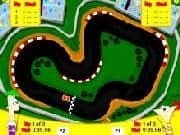 Juego Phineas y Ferb en Carrera de Autos
