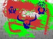 Juego Pintando Graffiti