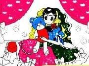 Juego Pintar a Princesa