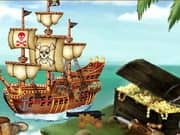 Juego Pirate Island Hidden Objects