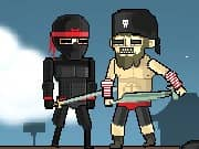 Juego Pirates vs Ninjas