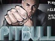 Juego Pitbull contra Fanaticos locos
