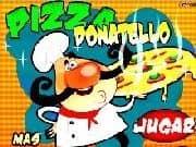 Juego Pizza Donatello