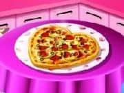 Juego Pizza de San Valentin