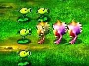 Juego Plantas vs Aliens