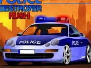 Juego Police Destroyer Rush