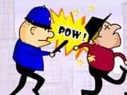 Juego Policias y Ladrones