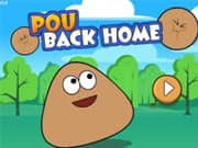 Juego Pou Back Home