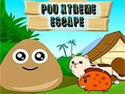 Juego Pou Xtreme Escape