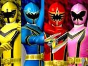 Juego Power Rangers Fuerza Mistica