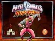 Juego Power Rangers Ninja Storm