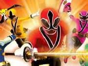 Juego Power Rangers Samurai Bow