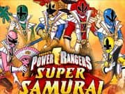 Juego Power Rangers Super Samurai