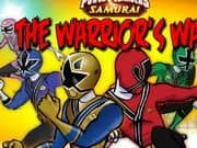 Juego Power Rangers The Warriors Way