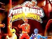 Juego Power Rangers al Rescate
