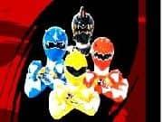 Juego Power Rangers