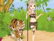 Juego Pretty Jungle Queen
