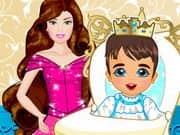 Juego Prince George Babysitter