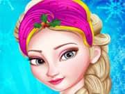 Juego Princesa Elsa Frozen Maquillaje para Navidad