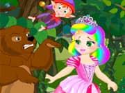 Juego Princesa Juliet Aventura en el Bosque
