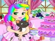 Juego Princesa Juliet Fiesta en el Castillo