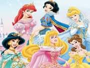 Juego Princesas de Disney Memoria