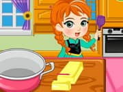 Juego Princess Anna Easter Treats
