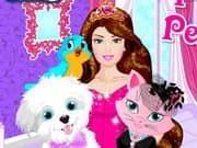 Juego Princess Pets Care
