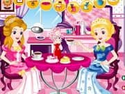 Juego Princess Tea Party
