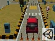 Juego Prueba de Licencia de Conduccion en 3D