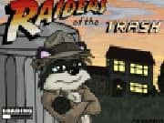 Juego Raiders of the Trash