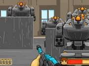 Juego Rambo Robot War