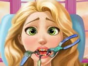 Juego Rapunzel At The Dentist