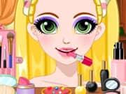 Juego Rapunzel Glittery Makeup