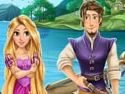 Juego Rapunzel Historia de Amor