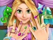 Juego Rapunzel Manicure