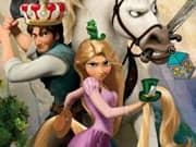 Juego Rapunzel Objetos Ocultos