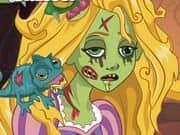 Juego Rapunzel Zombie Curse