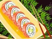 Juego Receta para Sushi Casero
